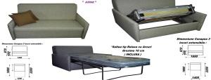 Canapea extensibila Junior