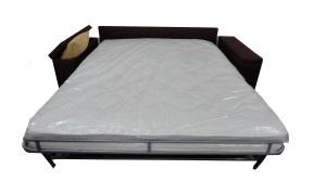 canapea extensibila cu sistem metalic complet dehusabila