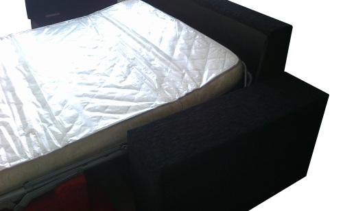 Canapele pat cu saltea inclusa : Nova.