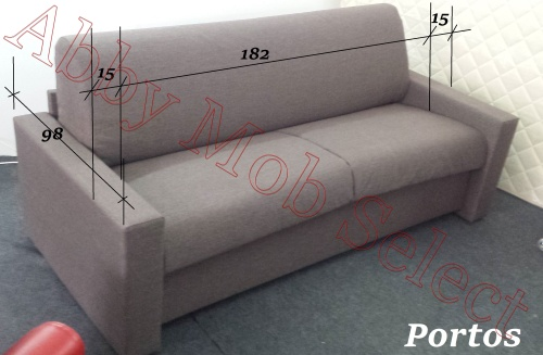 Canapea extensibila cu saltea inclusa 18 cm