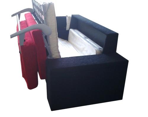 Canapea extensibila cu saltea : Nova.
