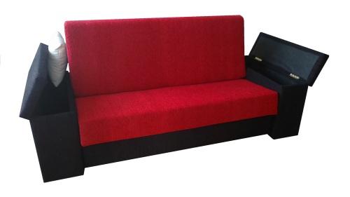 Canapele extensibile cu saltea inclusa : Nova.