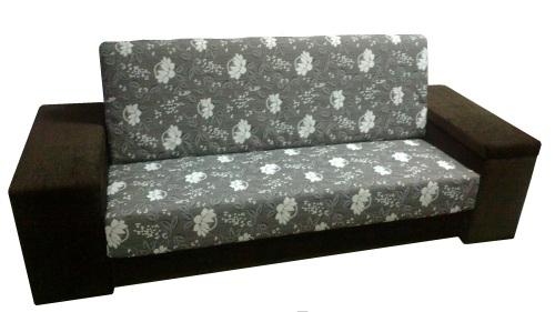 Canapea extensibila cu saltea relaxa inclusa, brate 35 cm.