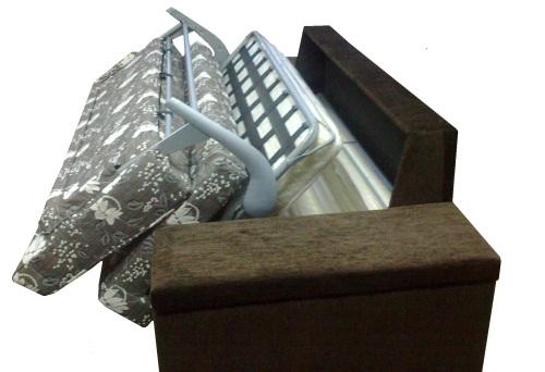 Canapele extensibile cu saltea: Nova.