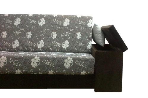 Canapea extensibila nova.