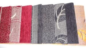 draperie, stofe inflorate, de canapele, de tapiterie.