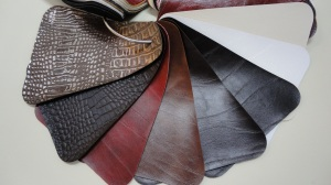 nuante de piele ecologica pentru tapiterie