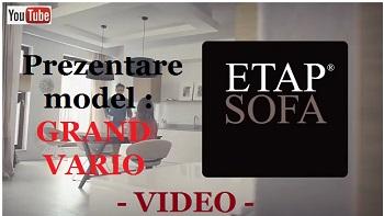 GRAND VARIO - Prezentare video.