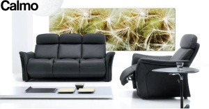 Calmo - Canapele living home cinema.