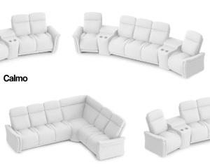 Calmo - Canapele modulare relaxare.