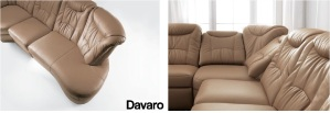 Davaro - Coltare living clasice.