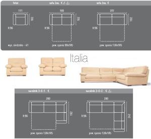 Italia - Coltare piele naturala.