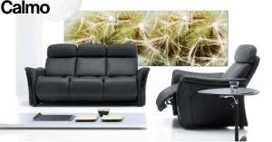 Canapele modulare din piele : Calmo.