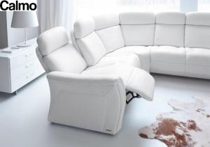 Coltare modulare cu recliner - Calmo.