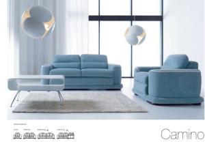 Canapele modulare living - Camino.