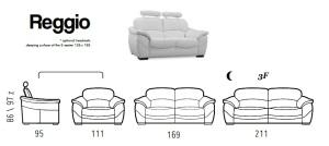 Canapele living room - reggio.