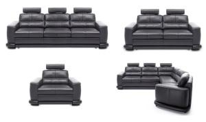 Canapele modulare de piele - Camino.