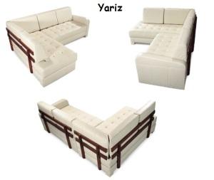 Coltar extensibil piele - Yariz..