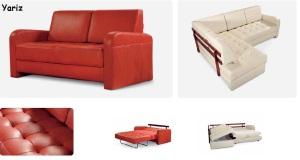 Canapele extensibile pentru spatii mici - Yariz.