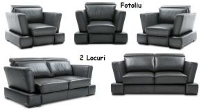 Canapele extensibile din piele - Play.