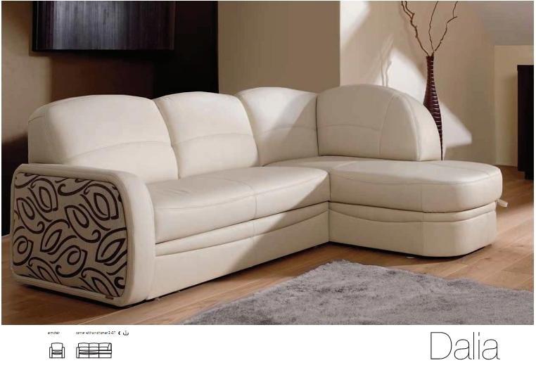 Canapele de piele dalia canapele coltare din piele for Canapele extensibile de o persoana