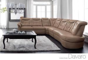 Coltare modulare living stil clasic - Davaro.