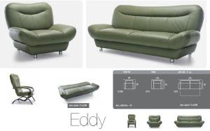 Canapele extensibile living - Eddy.