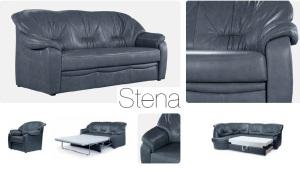 Canapele piele extensibile - Stena.