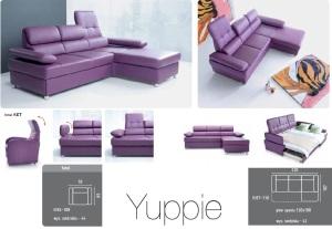 Coltare moderne living room - Yuppie.