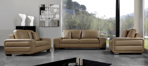 Set canapele din piele - Intrigo