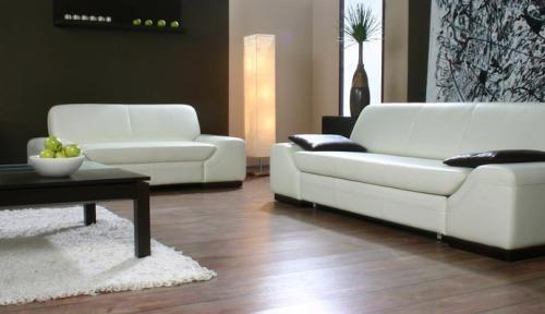Set canapele din piele : Mateo.