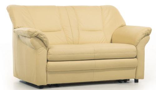 Canapele din piele: Mini max.
