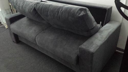 Canapea sistem ribalta transformabil.